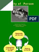 Rel Ed Yr 4 -Lesson 5human Dignity