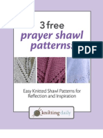 3 FREE PrayerShawls