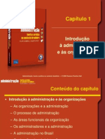 1.Administracao e as Organizações_Capitulo01 - Felipe Sobral
