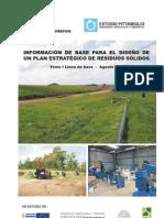 04a-Información de Base para el diseño de un Plan Estratégico de Residuos Sólidos - Tomo I