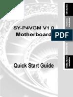 Manual Soyo p4vgm