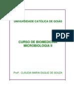 Apostila de Microbiologia II