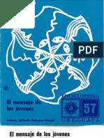 Enciclopedia Uruguaya 57 El Mensaje de Los Jovenes