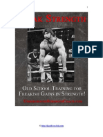Freak Strength