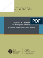 Diagnosis Treatment of Hyperprolactinemia