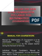 TAKLIMAT 954 Coursework