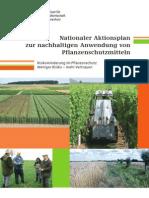 Nationaler Aktionsplan Zur Nachhaltigen Anwendung