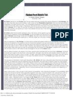Notes From Al Bielek Talk