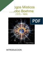 Jacobo Boehme Dialogos Misticos