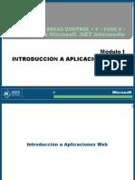 Modulo I - NetIntermedio - FaseV