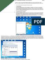 Dualbooting Mit Win7 Und Linux Mint 12
