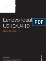 User Guide - Lenovo IDEAPAD