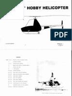 Blueprints Choppy Helicopter