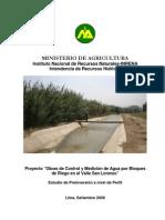 Informe Principal San Lorenzo
