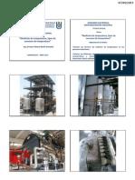Instrumentacion Industrial - Medicion de Temperatura, Tipos de Sensores de Temperatura