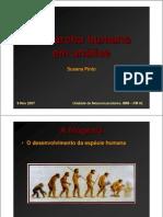 Análise da Marcha Humana - Susana Pinto