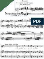 Donizetti - So Anche Io La Virtu