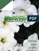 Catalogo Plant as Wall Green Web