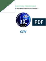 GSM Arquitectura Bandas