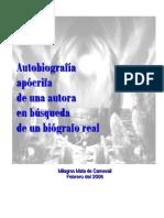 Autobiografía apócrifa de una autora _10-2007_ versión autorizada