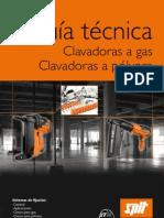 Guia Tecnica Clavado Gas Polvora