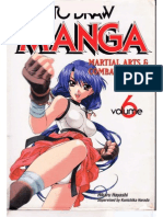 How to Draw Manga Vol. 6 Martial Arts & Combat Sports.r