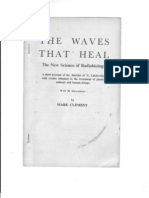Waves That Heal (Mark Clement)
