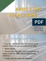 Presentacion Aluminio - Final