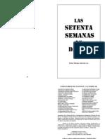 Efraim Valverde-Las Setenta Semanas de Daniel