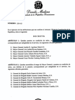 Decreto 250-13