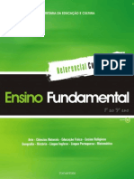 Referencial Curricular Ensino Fundamental 2009 To