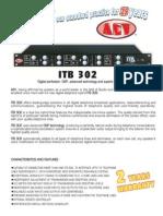 Brochure Itb302