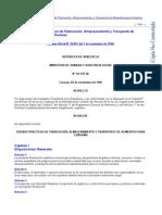 Gaceta Oficial 36081 Normas de Bpf