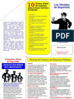 Brochure Oficiales de Seguridad