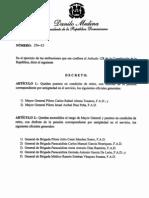 Decreto 254-13