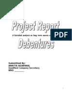Debentures _ Project