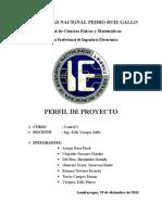 Proyecto Final de Control I (Control de Peso)