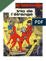 Yoko Tsuno t.1 - Le trio de l'étrange