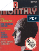 (1974) War Monthly, Issue No.1