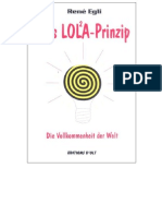 (eBook - German) - Rene Egli - Das Lola Prinzip