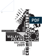 Malaysia-Poland Residency Program Preview Show