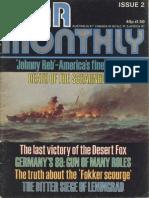(1974) War Monthly, Issue No.2