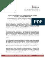 Boletin de Prensa 005-2013 Cde Pri Oaxaca