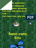 Slide P&P rama-rama