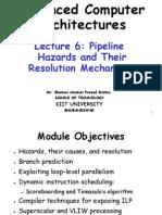 Module 2 - pipelining