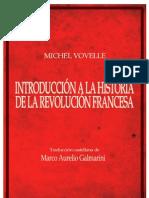 Vovelle Introducción a la historia de la revolución francesa