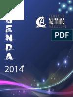 Agenda Agustniana 2014