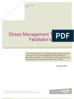 HHWC Stress Management Manual Final