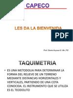 TAQUIMERIA - CAPECO