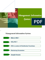 9Management Information System (MIS)